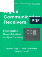 Digital Communication Receivers