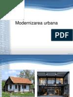 Modernizare Urbana