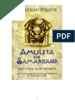 Amuleta Din Samarkand