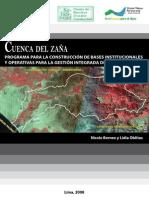 Cuenca Zaña PUCP 2009