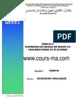Cour Module08_Maîtriser les règles de dessin chaudronnr___www.cours-ma.com___
