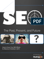 SEO - The Past, Present, And Future