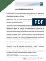 Vision Pesonal y Empresarial