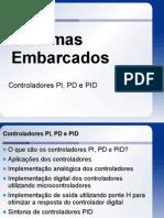 SE 5 - Controladores PI PD e PID