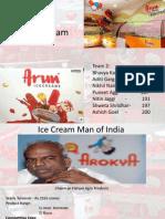 arun ice cream