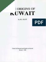 the Origins of Kuwait