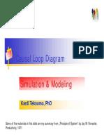 Lecture B Causal Loop Diagram