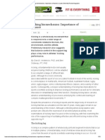 Kicking Biomechanics_ Importance of Balance _ Lower Extremity Review Magazine