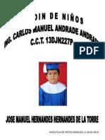 JARDIN DE NIÑOS CARLOS MANUEL