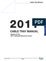 Cable Tray Manual Electrical Wiring Electrical Conductor