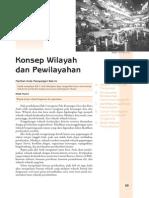KONSEP WILAYAH