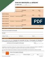 Ficha Inscricao APEECMC