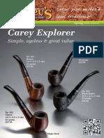Carey's Pipe and Tobacco Shop Spring 2014 Catalogue, no. 116