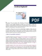 Paralisis Cerebral Infantil Definicion Tipos Diagnostico Tratamiento