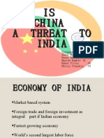 is china threat to india?