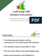VSM Instructions