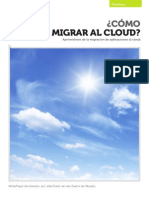 Como Migrar Al Cloud