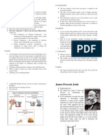 HEAT TRANSFER and James Prescott Joules