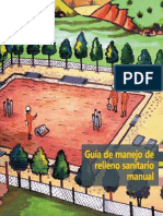 Guia de Manejo de Relleno Sanitario Manual 2010