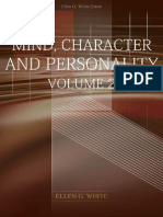 Mind, Character and Personality [Volume 2] - By Ellen White