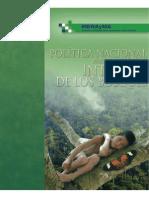 Politica Nal Bosques MDRA
