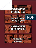 Chester Brown (2011) Paying for It