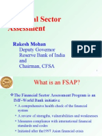 Financial Sector Assessment