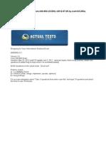 Cisco.ActualTests.640-864.v2012-07-05.by.meh123