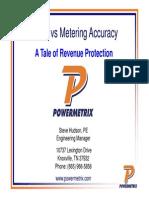 GLEMS 2012 - Metering vs Billing Accuracy_RSH