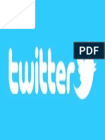 Twitter y La Posmodernidad