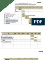 Cronograma Practica Docente 2013