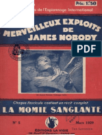 Lucieto Charles 05/12 - La Momie Sanglante