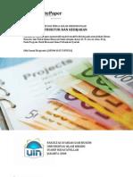 Struktur Dan Kebijakan Moneter Ekonomi Syariah