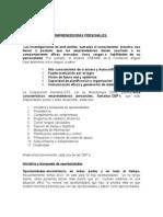 Tema 4 - Caracteristicas Emprendedoras Personales (1)