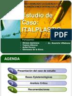 CASO ITALPLASTIC-PRESENTACIÓN