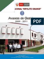 REVISTA gestion 2009-2011