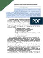 Tema 3 Cooperativele La Nivel International - Aspecte Sociale Si Economice