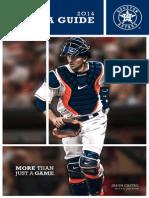 2014 Astros Media Guide i7in2tkp