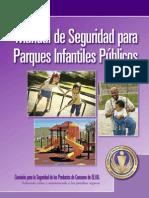 recomendaciones para el diseño de parques infantiles