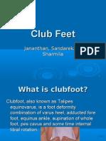 Club Feet Final
