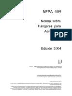 NFPA 409 Norma Sobre Hangares Para Aeronaves