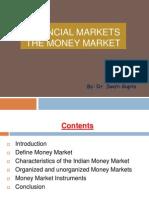 Financial Markets-The Money Market