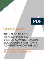 Libroblanco Politicas Def