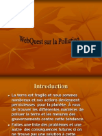 Webqwest Sur La Pollution