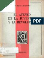 AteneoJuventud-Rojas Garcidueñas