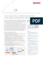 Tems Investigation 15.3 Datasheet