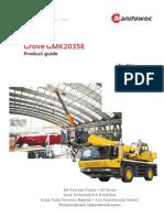 GMK2035E Product Guide Metric