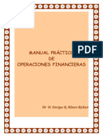 Blanco Richart Enrique - Manual Practico de Operaciones Financieras