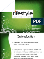 Presentation about Lifestyle Pvt Ltd