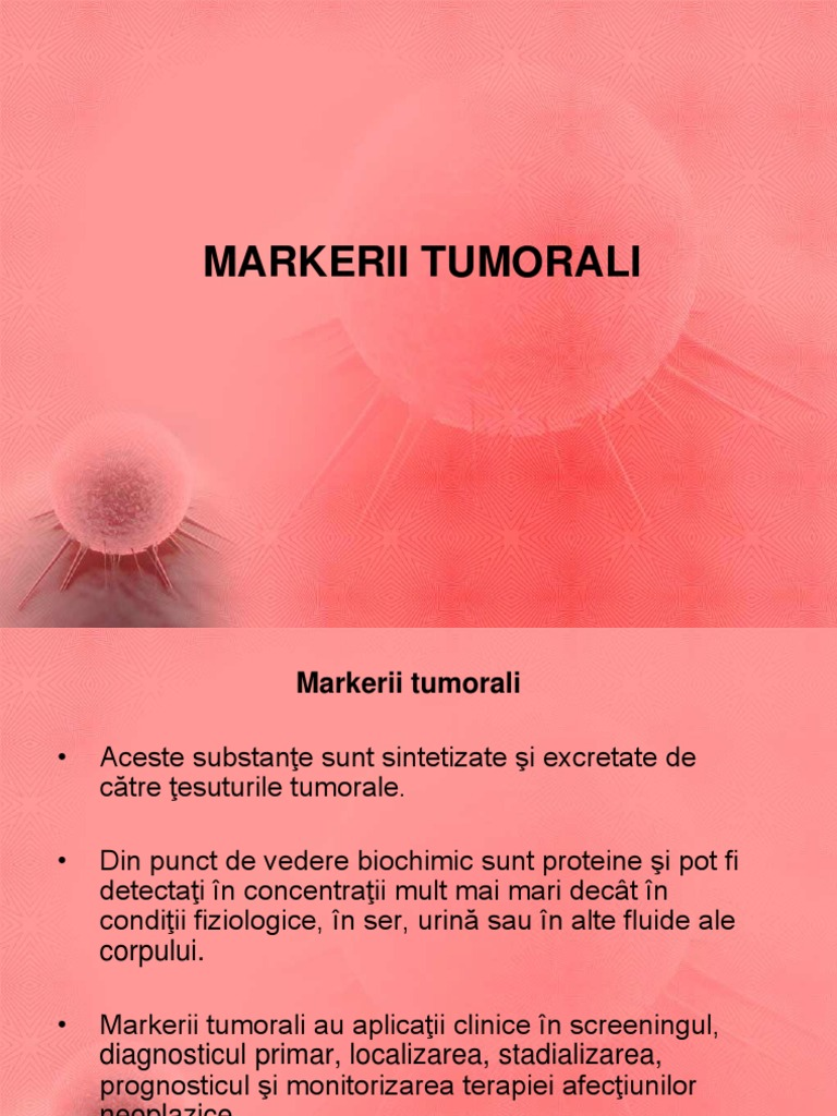 cancer gastric markeri tumorali)